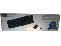 WIRELESS KEYBOARD & MOUSE  FC-8077