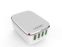 LDNIO 4.4A 4PORT USB AC RAPID CHARGER A4404